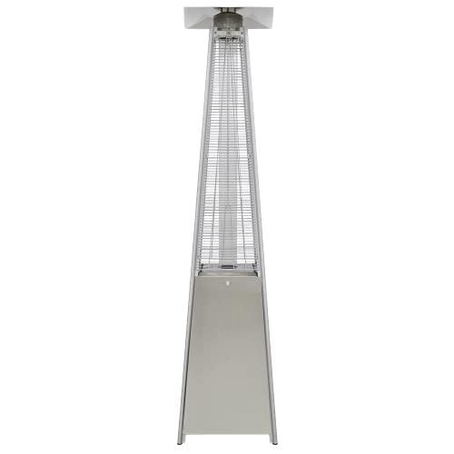 Dellonda Propane Gas Pyramid Patio Heater 13kW...