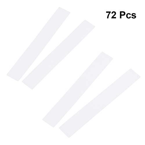 milisten Dubbelzijdige Body Tape Medische Plakband Lingerie Tape Antislip Kleding Jurk Tapes Plakken Voor Beha Riem Kleding Jurk 12X85mm 72St