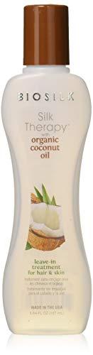 Biosilk silk therapy organic coconut sans rincage 167ml