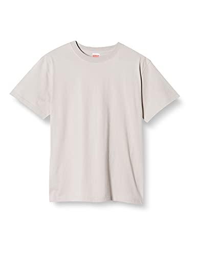 (ユナイテッドアスレ)UnitedAthle 5.6オンス ハイクオリティー Tシャツ 500101 010 ライトグレー M