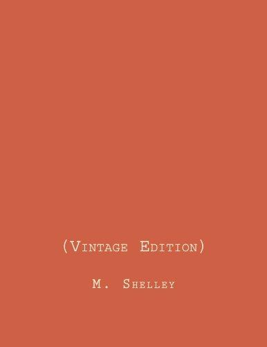 Frankestein: (Vintage Edition) (Bestsellers: Classic Books)