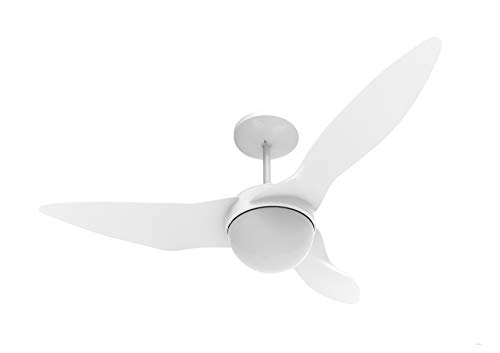 Ventilador de Teto Terral Plus Bluetooth 220V, Aliseu, Aliseu Terral 253, Branco