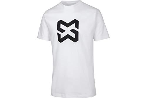 WÜRTH MODYF Logo III T-Shirt: Das Shirt bietet hohen Arbeitseinsätzen. Das Shirt ist in Größe L & in Weiss verfügbar.