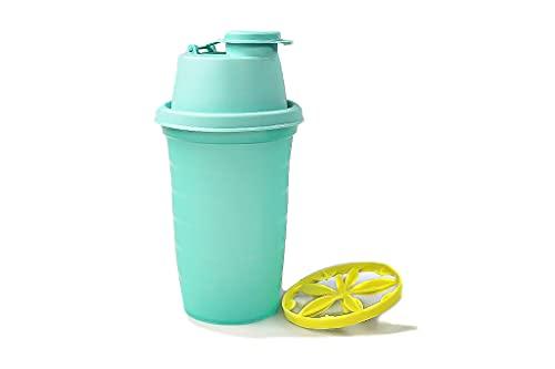 Tupperware Mix-Fix Backen Mini 250 ml türkis Frische-Mix Mini-Shaker Shaky 35797