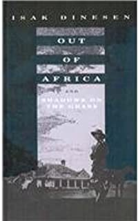 Out of Africa/Shadows/Grass