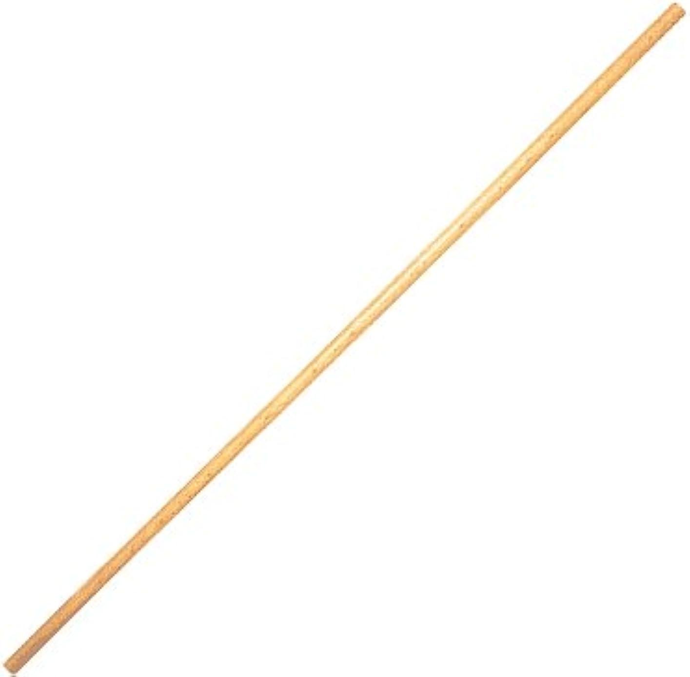 もう一度悲鳴悩み【国産木刀】白樫杖4.21尺(8分径)20本セット