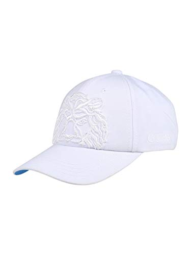 Guess - Gorra AM8667COT01 White - AM8667COT01WHI - White, Talla Unica