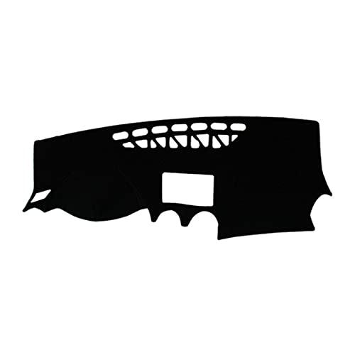 TAYDMEO Cubierta del salpicadero del Coche,para Audi A3 2010-2021,Protector de Almohadilla de Parasol Auto DashMat