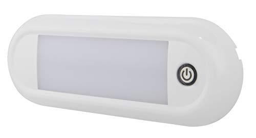 Luz Interior Plafón Techo LED Aplique Coche Camión Furgoneta Caravana 1.260 lúmenes - 21 W - 10-30V - 3800 - 4250K