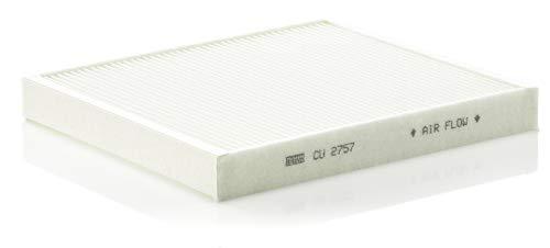 Original MANN-FILTER Innenraumfilter CU 2757 – Für PKW