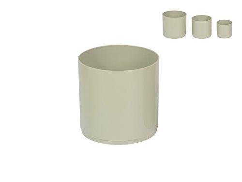 Euro 3 Plast 614207 Set 12 Vasi miù cm07 rosmarino Giardino Arredo da Esterno
