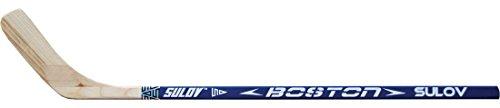 SULOV Kinder Eishockeyschläger Boston gerade, blau, 90 cm