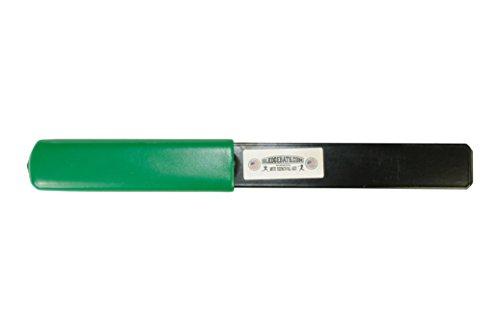 Sledgebats ERA-1 Cleat Cleaner, Black/Green