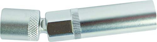 KUNZER 7ZKE14 - Spezial-Zündkerzennuss Bi-HEX - SW14 mit Gelenk und Magnet - Antrieb: 1/2