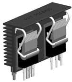 New Shipping Free Shipping Max 59% OFF Heat Sinks HEATSINK FOR TO-220 1 CLIP of Pack C 20 NO FINISH