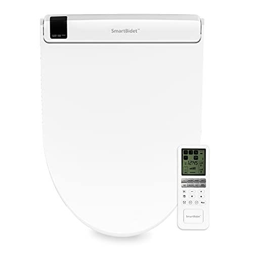 SmartBidet SB-3000 Electric Bidet Toilet Seat for...