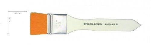 pinceau esthetique 38 mm synthex soie pour masque paraffine
