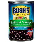 Bush's Black Beans Reduced Sodium Sale special price 15 12 Pack Oz. of Superlatite
