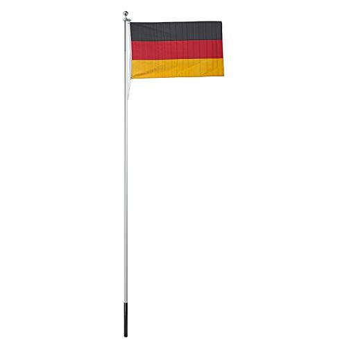 Dema - Fahnenmast Berlin