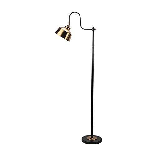 Metalen vloerlamp Arc Gooseneck Vloerlamp Voor Woonkamer Slaapkamer Industriële Stijl LED Staande Lamp, 155cm 01-27