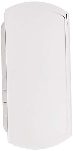 Headwest V-Groove Beveled Mirror Recessed Medicine Cabinet, 16-Inch by -