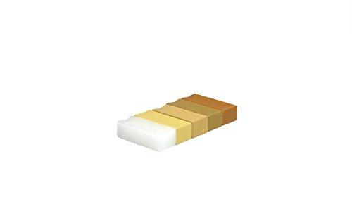 Picobello G14111 Hartwachs Nachkaufpack-Farbset Hell