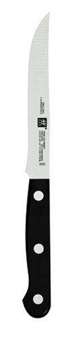 Zwilling 30610-120 Twin Gourmet Zubereitungsmesser, genietet, Vollerl, Friodur Klinge, 120 mm