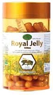 Royal(รอยัล.) Jelly Nature 's king royal jelly 1000mg royal jelly supplement 100. soft capsules