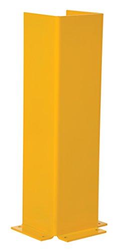 Vestil CG-42 Gantry/Jib Column Guard Protector, Steel, 10-1/2