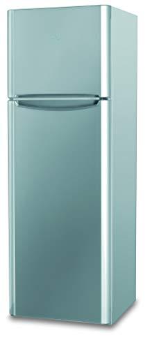 Indesit TIAA 10 SI.1, Frigorifero doppia porta a Libera installazione, 255 L, A+