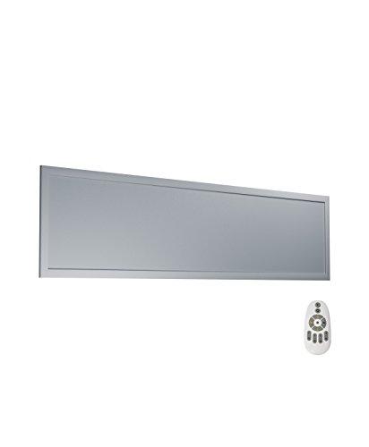 OSRAM - Applique / Plafonnier Ultra Plat LED Planon Plus - Montage en surface - 30W Equivalent 200W - 30 x 120cm - Télécommandable du blanc chaud au blanc froid