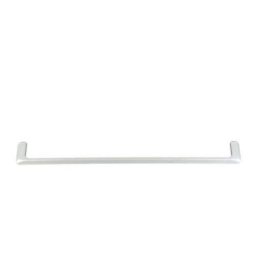 ORIGINAL Liebherr 7422718 hinten Leiste Zierleiste Boden Schiene Einlegebodenleiste Regalschiene Halter Halterung Schutz Glasplatte Kühlschrank Gefrierschrank Kühl-Gefrier-Kombination