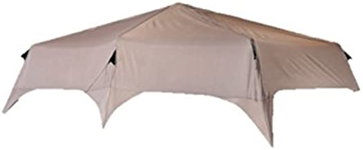 Coleman Instant Tent Rainfly, 14 x 10-Feet, Brown - 2000014008