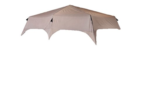 Coleman 2000014008 Instant Tent Rainfly, 14 x 10-Feet , Brown