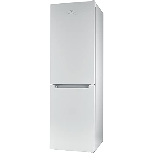Indesit LI8S1EW Kühl-Gefrier-Kombination, freistehend, 339 l, F, Weiß
