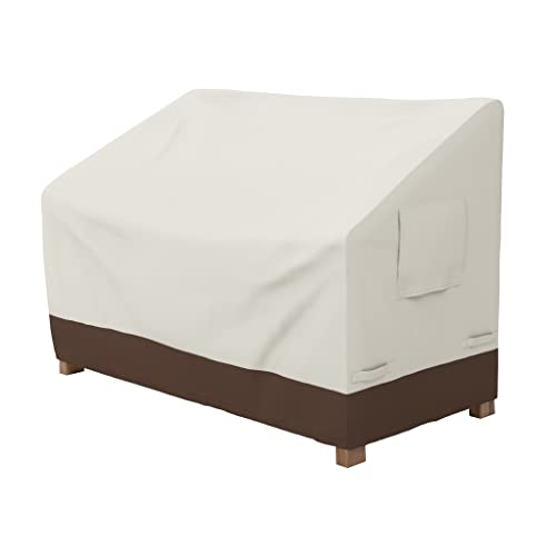 Amazon Basics 2-Seater Bench Outdoor Patio Furniture Cover