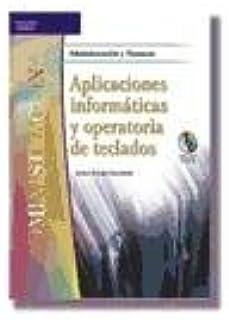 Aplicaciones informáticas y operatoria de teclados: Amazon.es ...