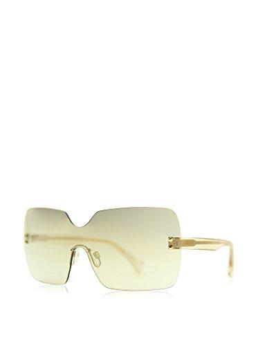 Jil Sander Sonnenbrille 139S-722 (65 mm) goldfarben