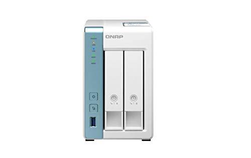 Qnap 2-Bay NAS TS-231P3-4G 4GB RAM