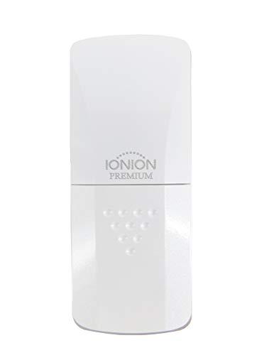 イオニオン プレミアム パールホワイト 超小型マイナスイオン発生器 22g 超小型 PM2.5除去力99.9% 花粉 ハウスダスト
