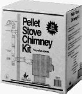 England's Stove AC-3000 Pellet Stove Vent Kit, 3 by DuraVent