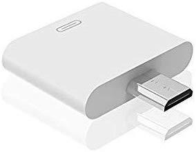Access Lightning 30ピンアダプタ to マイクロUSB 変換アダプタ < iPhone4から Micro USBへ変換コネクタ 充電器 充電アダプター> iphone5iPad mini iPod Lightning 30ピンアダプタ 高