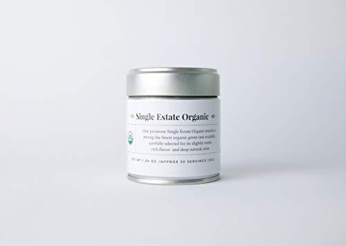 Matcha Kari Organic Superior Japanese Matcha Green Tea Powder - Ceremonial Grade, Single Estate...