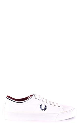 Luxury Fashion | Fred Perry Hombre MCBI35149 Blanco Zapatillas | Temporada...