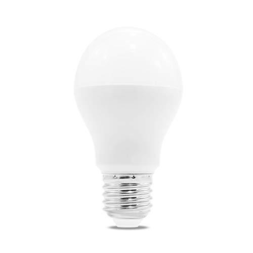 Festnight GLEDOPTO ZIGBEE ZLL 3.0 LED 6W Ampoule RGB + CCT ww/CW LED Smartphone APP Contrôle AC100-240V E27 Ampoule Intelligente Compatible Link