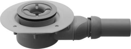 Duravit allgemeinen–Ablaufgarnitur für Dusche Durchmesser 90mm Auslass senkrecht