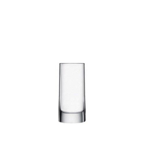 Veronese Oval Base Shot Bril 2,6oz / 75ml - 6 stuks | 7.5cl Liqueur Bril, SON.hyx Crystal Glassware van Luigi Bormioli