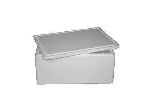 Klaassen Styroporbox Thermobox groß mit Deckel 39,4l
