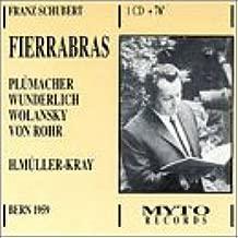 Schubert: Fierrabras Bern 1959