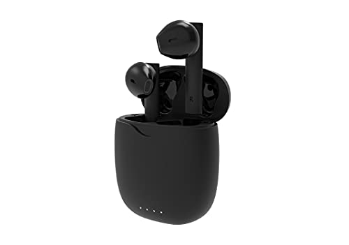 Wireless Earbuds Bluetooth 5.1, Touch Control TrueBluetooth Headphones, 40H Playtime Headphones with Charging Case and mic for iOS Android
